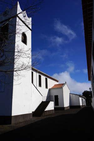 parish: Parish church, Santana, Madeira, Portugal
