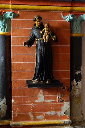 parish: Catholic parish church Saint Peter, Sinzig, Rheinland-Pfalz, Germany Stock Photo