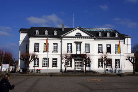 townhall: townhall at the market place, Sinzig, Rheinland-Pfalz, Germany,