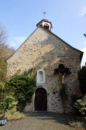 saints peter and paul: Catholic Chapel of Saints Peter and Paul, Hoehr-Grenzhausen, Rhineland-Palatinate, Germany