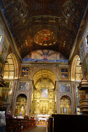 jesuit: Jesuit church at the Jesuit College, Funchal, Madeira, Portugal