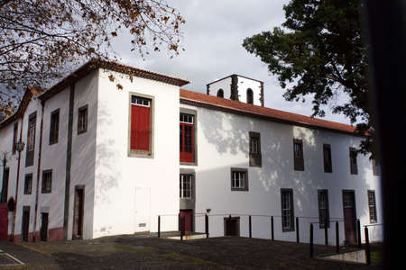 jesuit: former Jesuit kolleg in the historic city, Funchal, Madeira, Portugal