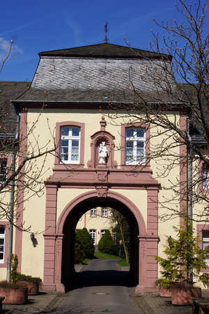 Steinfeld monastery, Kall, North Rhine-Westphalia, Germany