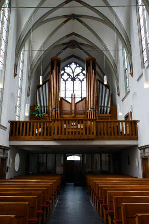former: Carthusian church of the former Carthusian monastery, Cologne, Nordrhein-Westfalen, Germany Editorial
