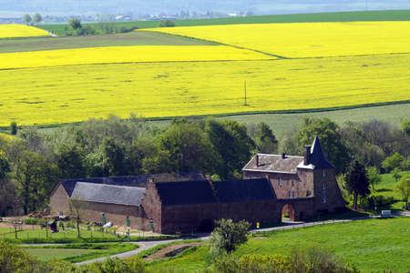 feld: landscape near Mechernich, Nordrhein-Westfalen, Germany