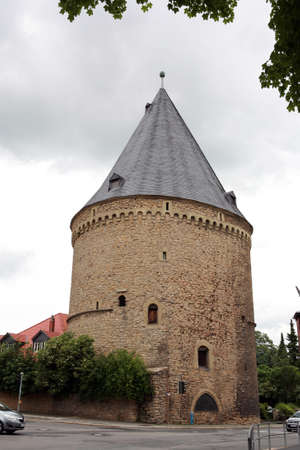 baudenkmal: Riesling Tower - part of the historic city walls