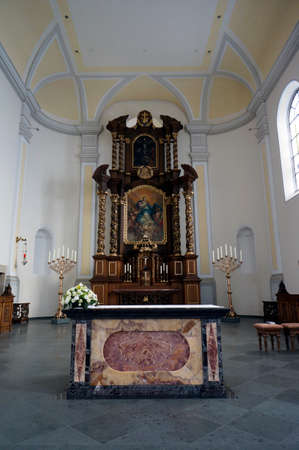 glaube: Church of our Lady, Bocholt, Nordrhein-Westfalen, Germany