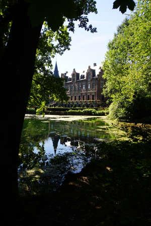 Paffendorf Castle, Bergheim, North Rhine-Westphalia, Germany