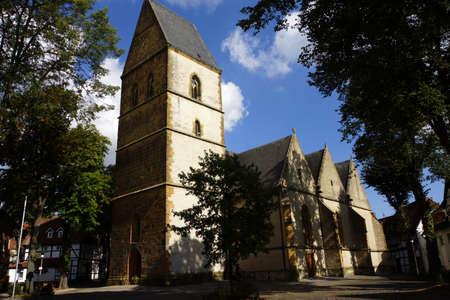 westfalen: Evangelical St. John Church, Halle (Westfalen), Nordrhein-Westfalen, Germany