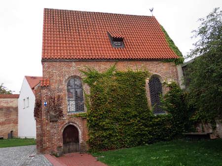 landshut: Rochus chapel, Landshut, Bavaria, Germany