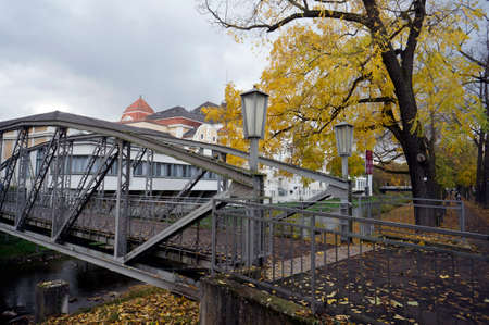Casino at the Casino Bridge, Bad Neuenahr, Rheinland-Pfalz, Germany