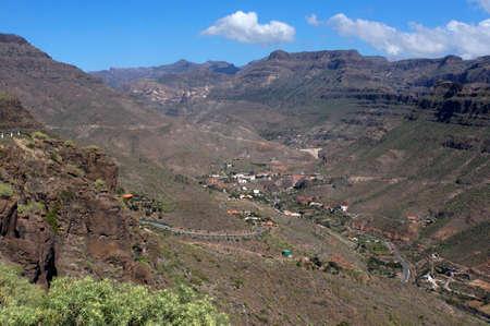bartolome: Pilancones nature park near Ayagaures, San Bartolome de Tirajana, Gran Canaria, Canary Islands, Spain
