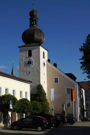 Bedevaartmuseum, Neukirchen dichtbij Heiligenblut, Beieren, Duitsland