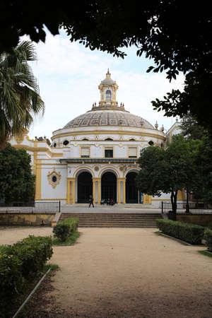 Theater Lope de Vega, Sevilla, Andalusien, Spanien