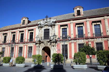 Archbishop Palace - Palacio Arzobispa, Sevilla, Andalusia, Spain