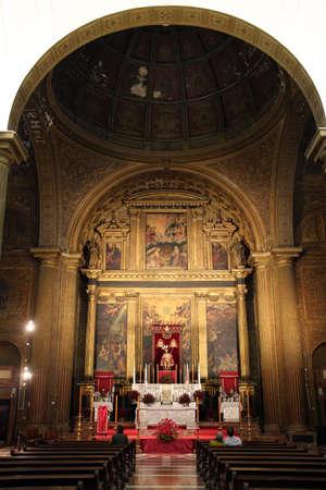 Annunciation church Iglesia da la Anunciacion, Sevilla, Spain, Andalucia