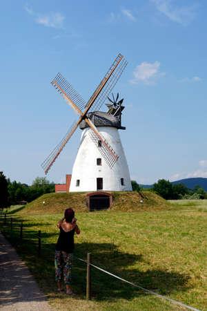Wallhollander mill Veltheim, Porta Westfalica, North Rhine-Westphalia, Germany