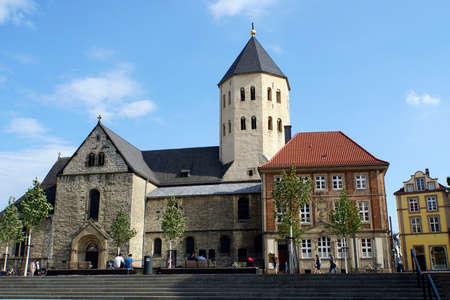 St. Ulrich church, Paderborn, North Rhine-Westphalia, Germany
