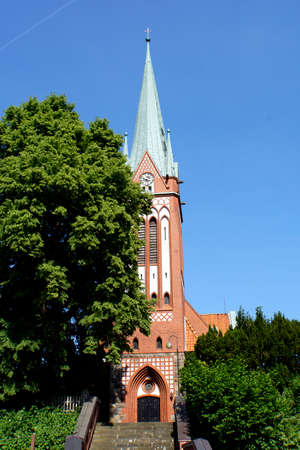 Evangelical Church St. Jakobus, Wrestedt-Wieren, Lower Saxony, Germany