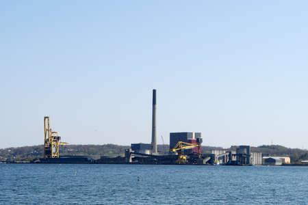 Deep water port and cogeneration plant, Aabenraa, Southern Denmark, Denmark Editöryel