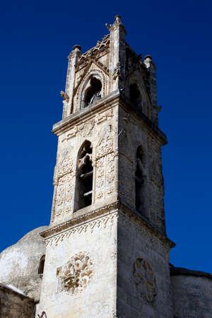 Orthodox Agios Synesios Church, formerly Cathedral, Dipkarpaz / Rizokarpaso, Turkish Republic of Northern Cyprus
