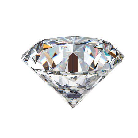 Glittering diamond stickers, jewelry retouching stickers Stockfoto