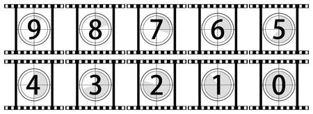 Countdown  Vector