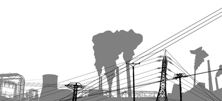 発電機: 発電所