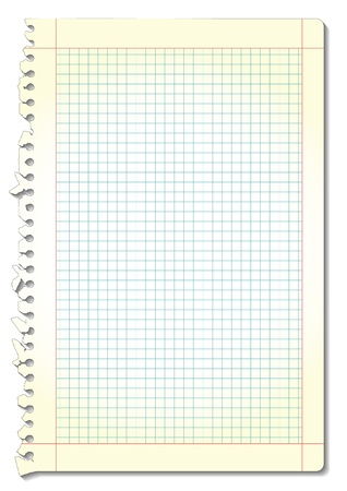squared: Blank squared paper