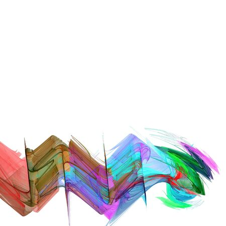 high resolution: High Resolution Multicolored Background Illustration for Internet or Print