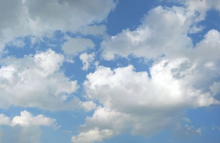 High Resolution Sky for Internet or Print photo