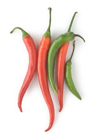 Chili Peppers as a Healthy and Nutritious Vegetable photo