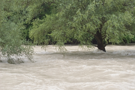 FLOODING: River Flooding after Heavy Rain in Europe
