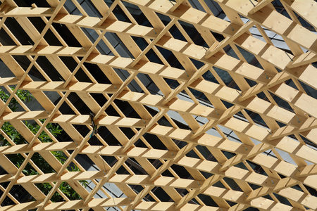 wooden joists: Wood Construction with Environmentally Sustainable Materials