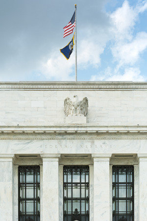 federal reserve: US Federal Reserve Board Building in Washington