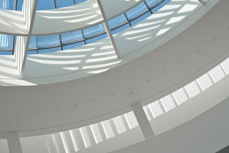 curvature: Skylight as an Indoor Architectural Design Element