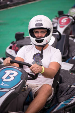championship: pilot before competing in GO Karting Championship