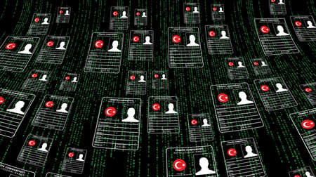 Personal information hackers
