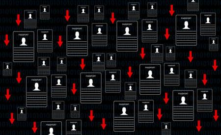 personal information: Personal information hackers