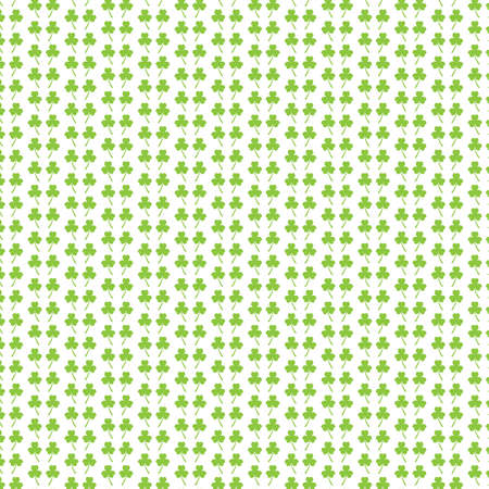 clovers: Background of clovers icon Illustration
