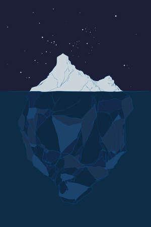 berg: Tip of the iceberg