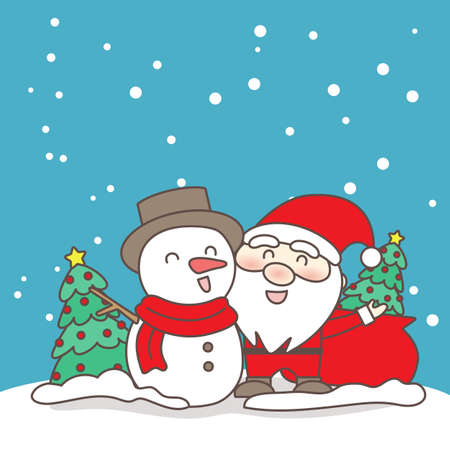 christmas day: Merry christmas day, great for your design Illustration