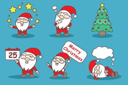 Merry christmas day, great for your design great for your design