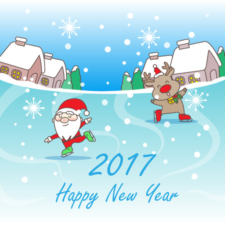 happy new year, great for your design