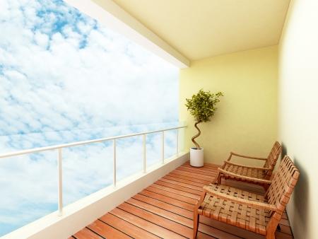 balcony: Balcony