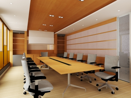 Office Conference room Stock Photo - 15750902