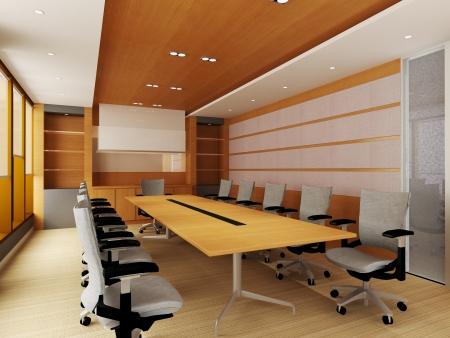 Sala konferencyjna Urzędu