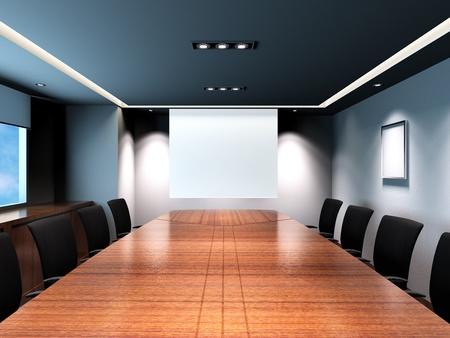 sala de reuniões: Sala de reuni�o do escrit�rio