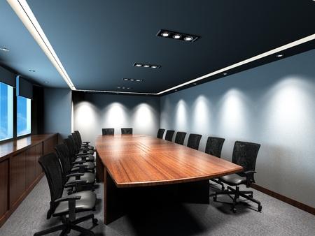 büro: Ofis toplantı odası Stok Fotoğraf