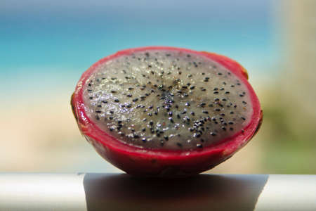 dragon fruit: Delicious dragon fruit